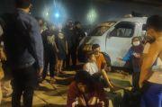 Diduga Mabuk, Sopir Angkot M-19 Tabrak Pejalan Kaki dan 3 Mobil di Bekasi