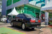 Mobil Jadul Tjahjo Kumolo Sedot Perhatian saat Resmikan Mal Layanan Publik di Tangsel