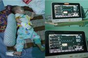 Evaluasi Medis, Danrem 143/HO Siap Evakuasi Afiq Raanan Batita Penderita Down Syndrom ke RSPAD