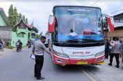 Tabrak 3 Pelajar hingga Tewas, Sopir Bus Gumarang Jaya Tersangka