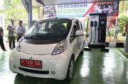 Pemerintah Targetkan Produksi Mobil Listrik Capai 600 Ribu Unit pada 2030