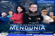 Industri 4.0 Indonesia Mendunia, Selengkapnya di The Indonesia Economic Club Malam Ini Pukul 21.00 WIB