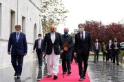 Mendadak, Menlu AS Sambangi Afghanistan