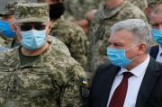 Tegang dengan Rusia, Ukraina Minta Bantuan pada UE