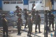 UE Sanksi 10 Orang dan Dua Perusahaan Militer Myanmar