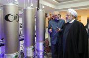 Rouhani: Jika Mau, Iran Bisa Memperkaya Uranium Hingga 90 Persen