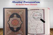 Mengenal Rasm Utsmani, Mushaf Quran Standar Indonesia (1)