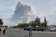Sepekan Gelar Olah TKP, Polisi Belum Temukan Penyebab Kebakaran Kilang Minyak Balongan