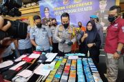 Kuras Uang Nasabah Rp500 Juta, Sindikat Ganjal ATM Ditangkap di Tasikmalaya