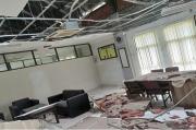 Gedung DPRD Blitar Rusak Digoyang Gempa Malang, BPK Diminta Lakukan Audit