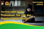 Polres Pelabuhan Gelar Lomba Dai dan Hafiz Cilik Berhadiah Puluhan Juta