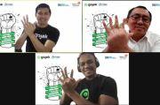 Gojek dan Telkom-ITDRI Luncurkan Muda Maju Bersama
