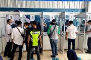 Angkasa Pura Simulasi Tes GeNose di Bandara Sultan Hasanuddin