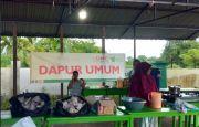 Berbuka Puasa Pertama Bagi Penyintas di Adonara Timur, DMC DD Siapkan Ratusan Paket Konsumsi