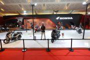 AHM Bawa 11 Motor Honda ke IIMS Hybrid 2021