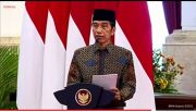 Minimalisir Penularan Corona, Jokowi Larang Pejabat Negara hingga ASN Buka Puasa Bersama dan Open House