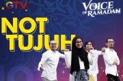 NOT Tujuh Akan Jadi Bintang Tamu Voice of Ramadan Hari Ini