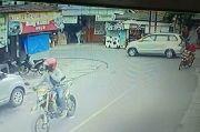 Sudah Dikunci 3 Gembok, Motor Trail Warga Pasar Rebo Raib juga Digondol Maling