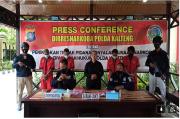 Tergiur Pendapatan Besar, ASN Pengedar Sabu di Kalteng Ditangkap