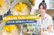 Kembang Tahu Tanpa Gula, Takjil Sehat ala Chef Rinrin Marinka