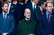 Pangeran Philip Dimakamkan Besok, Harry-William Dipastikan Tidak Jalan Berdampingan