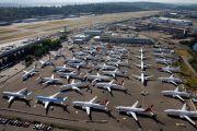 Ngenes Tenan! Mudik Dilarang, Maskapai Minta Keringanan Biaya Parkir Pesawat