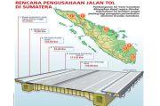 3 Ruas Tol Trans Sumatera Bakal Dijual Demi Kurangi Beban Pinjaman