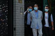 Pengusaha Hong Kong Divonis Penjara 14 Bulan karena Protes Pro-Demokrasi