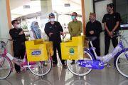 Dukung Pertumbuhan UMKM, Yili Group Sumbang Sepeda Serbaguna untuk Pemprov Jabar