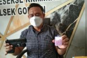 Pukul Kepala Karyawan dengan Airgun hingga Bocor, Pemilik Rumah Makan Ditangkap