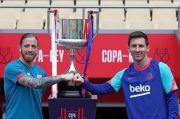 Laporta Yakin Messi Tetap di Camp Nou