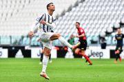 Bikin Resah, Ronaldo Tinggalkan Juventus Jelang Bentrok Atalanta di Serie A