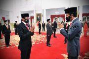 Begini Perjalanan Reshuffle Kabinet di Era Jokowi