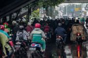 Jakarta Mulai Diguyur Hujan Deras, Begini Imbauan Polisi
