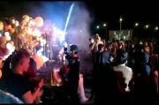 Gempar Pesta Dugem di Resto Milik Ketua DPRD Palopo, Polisi Bungkam