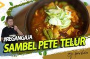 Sambal Pete Telur dan Soda Gembira, Cocok untuk Buka Puasa dan Sahur