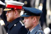 Ini Alasan William-Harry Tidak Jalan Berdampingan di Pemakaman Pangeran Philip