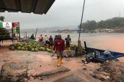 Tanpa Dokumen, Kapal Pengangkut Gas Elpiji Bersubsidi Diamankan di Sei Harapan Sekupang
