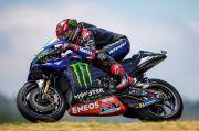 Drama Bagnaia dan Bendera Kuning, Quartararo Pimpin Balapan di MotoGP Portugal