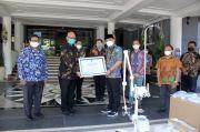 PT HM Sampoerna Serahkan Alat Terapi Pernapasan ke Pemkot Surabaya, Ini Fungsinya