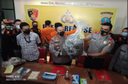 3 Pengedar 40 Kg Daun Ganja Diringkus Polisi di Medan