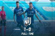 Menang 1-0, Atalanta Senggol Juventus