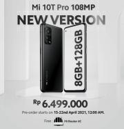 Lebih Murah Rp500 Ribu, Mi 10T Pro Hadir dengan Memori 128 GB