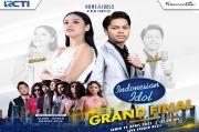 Jelang Duel Grand Final Indonesian Idol, Berikut Persiapan Mark dan Rimar!