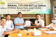 Pertama Ambil Formulir Caketum BPD HIPMI Banten, Rifky Hermiansyah Sampaikan Gagasan Ini