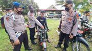 Tak Menpan Peringatan, Polisi Akhirnya Tegasi Aksi Balap Liar dan Jaring Puluhan Motor
