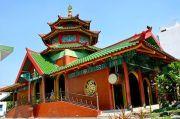 Masjid Cheng Ho, Seperti Pagoda dan Filosofi Kakbah serta Perjalanan Wali Songo