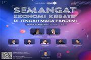 Bikin Webinar Jurus Pelaku Ekonomi Kreatif di Tengah Pandemi, Hary Tanoesoedibjo: Bangkit Bersama!