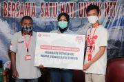 SiCepat Ulurkan Bantuan untuk Korban Banjir NTT
