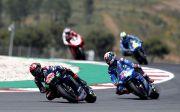 Kecelakaan Warnai Kemenangan Fabio Quartararo di MotoGP Portugal 2021